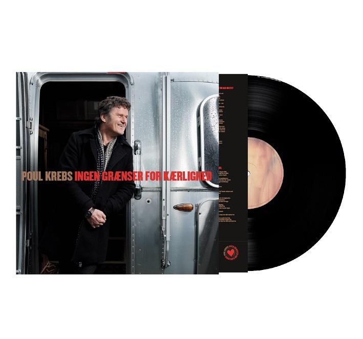 Ingen Grænser For Kærlighed - Poul Krebs - Musik -  - 0602507448646 - 16/10-2020