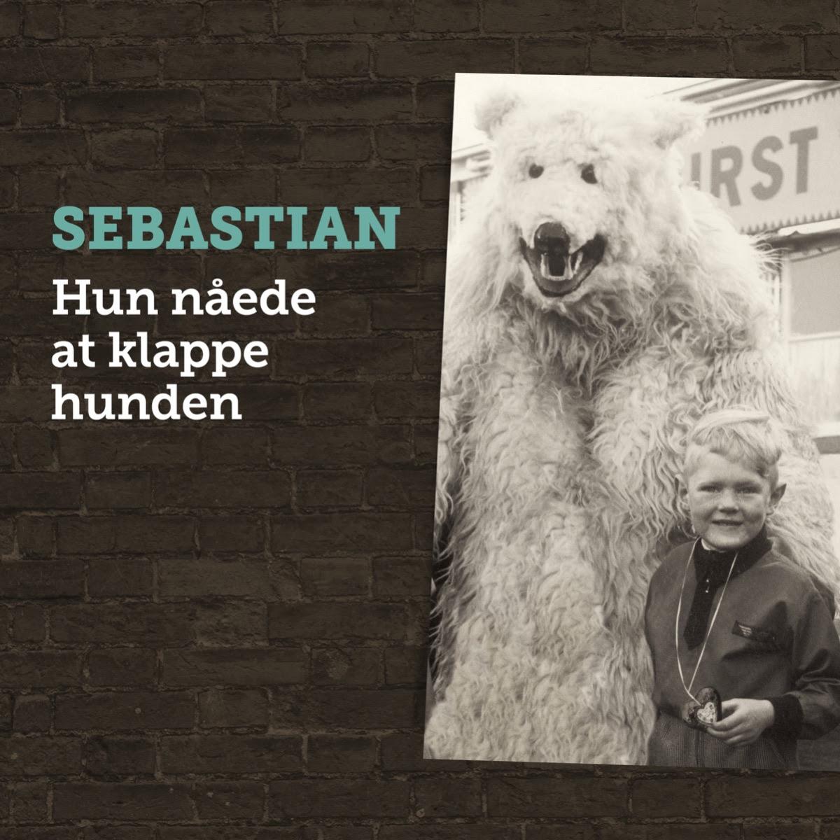 Hun Nåede At Klappe Hunden - Sebastian - Musik -  - 7332181092646 - 26/4-2019