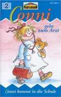 2: Conni Kommt in Die Schule / Conni Geht Zum Arzt - Conni - Musik - KARUSSELL - 0044001866647 - 30/9-2002