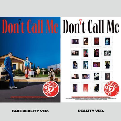 DON'T CALL ME (PHOTOBOOK VER.) - SHINEE - Musik -  - 8809633189647 - February 23, 2021
