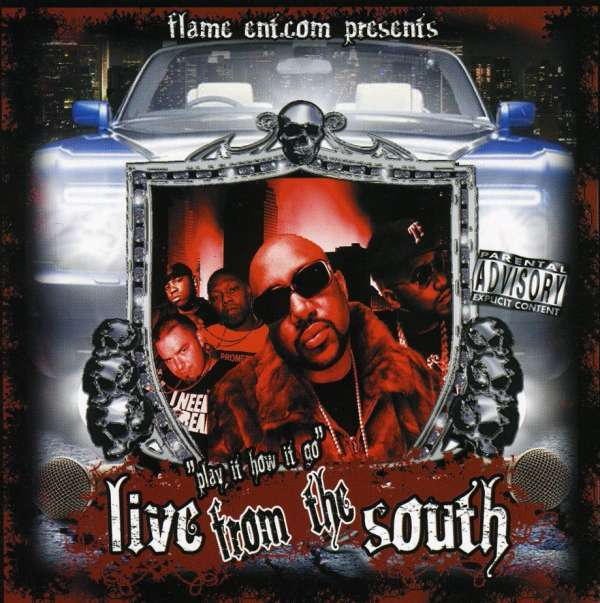 Live From The South - Various Artists - Musik - Young Empire - 0044003722651 -