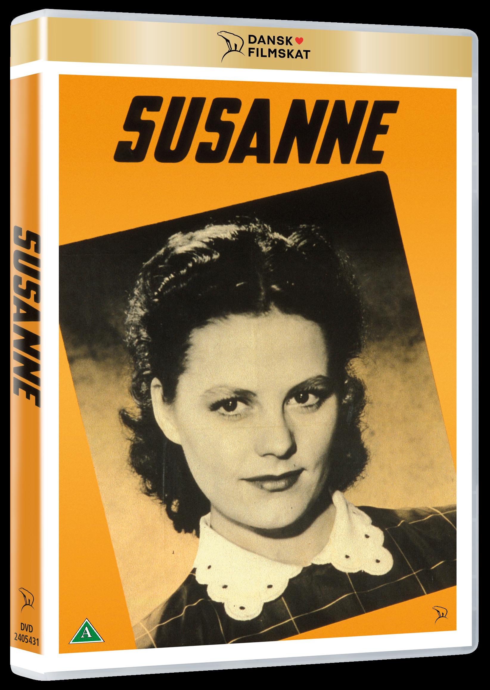 Susanne -  - Film - Nordisk Film - 5708758725651 - March 11, 2021