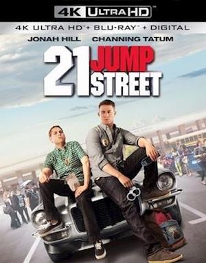 21 Jump Street - 21 Jump Street - Film -  - 0043396569652 - 15/9-2020