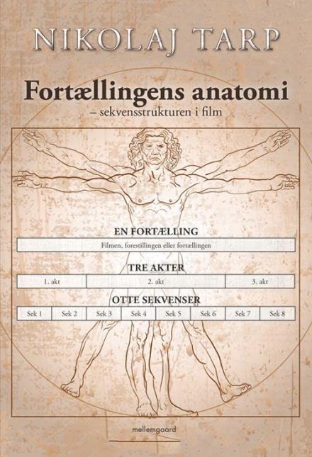 Fortællingens anatomi - Nikolaj Tarp - Bøger - Forlaget mellemgaard - 9788771903652 - April 24, 2017