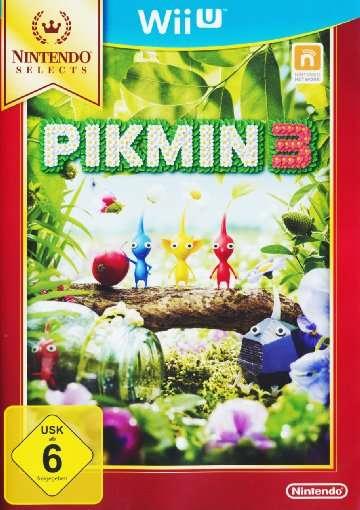 Pikmin 3,Wii U.2328440 -  - Bøger -  - 0045496336653 -