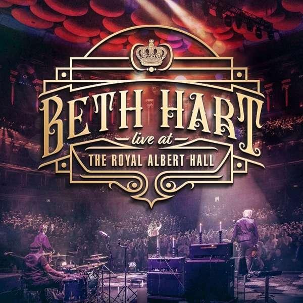 Live at the Royal Albert Hall - Beth Hart - Musik - PROVOGUE - 0819873017653 - 30/11-2018