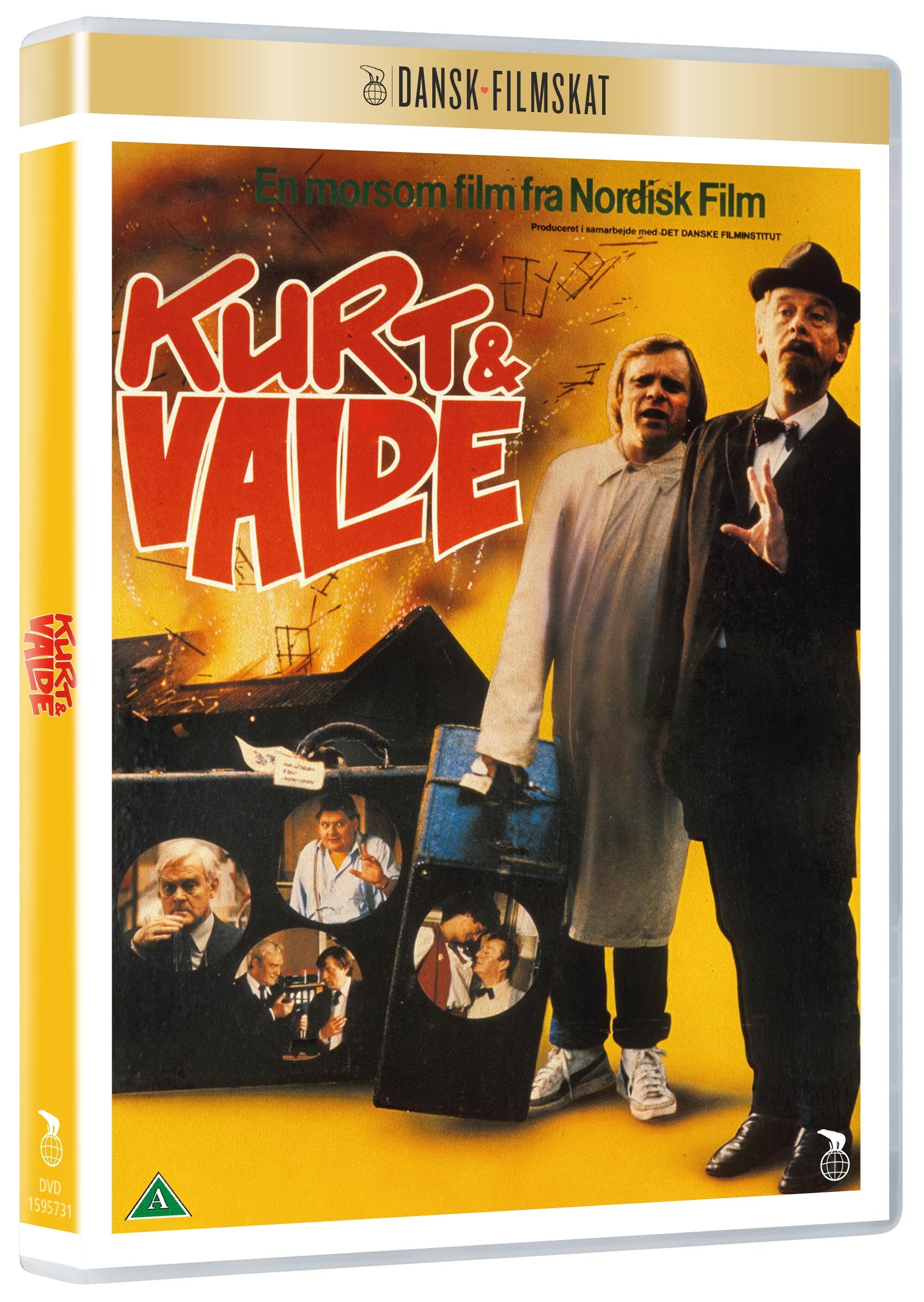 Kurt og Valde -  - Film -  - 5708758667654 - May 15, 2020