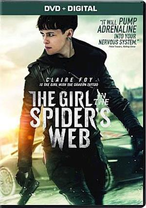 Girl in the Spider's Web: New Dragon Tattoo Story - Girl in the Spider's Web: New Dragon Tattoo Story - Film -  - 0043396539655 - 5/2-2019