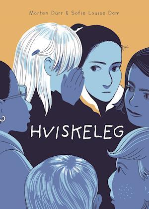 Hviskeleg - Morten Dürr - Bøger - Forlaget Plot - 9788792789655 - March 8, 2021