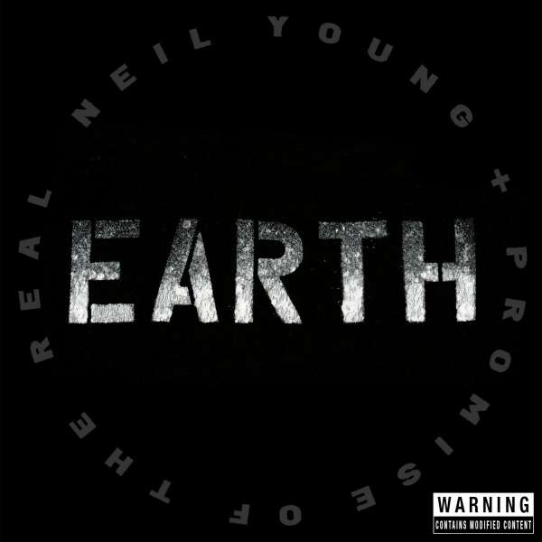 Earth - Neil Young - Musik - WEA - 0093624920656 - 24/6-2016