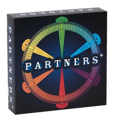Partners + -  - Brætspil -  - 5704029000656 -