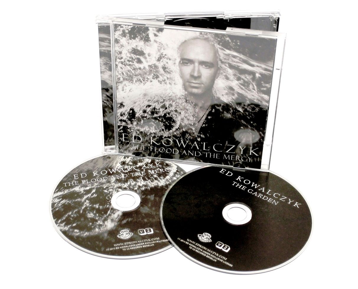 The Flood and The Mercy + The Garden EP - Ed Kowalczyk - Musik - V2BEN - 8717931324656 - 9/9-2013
