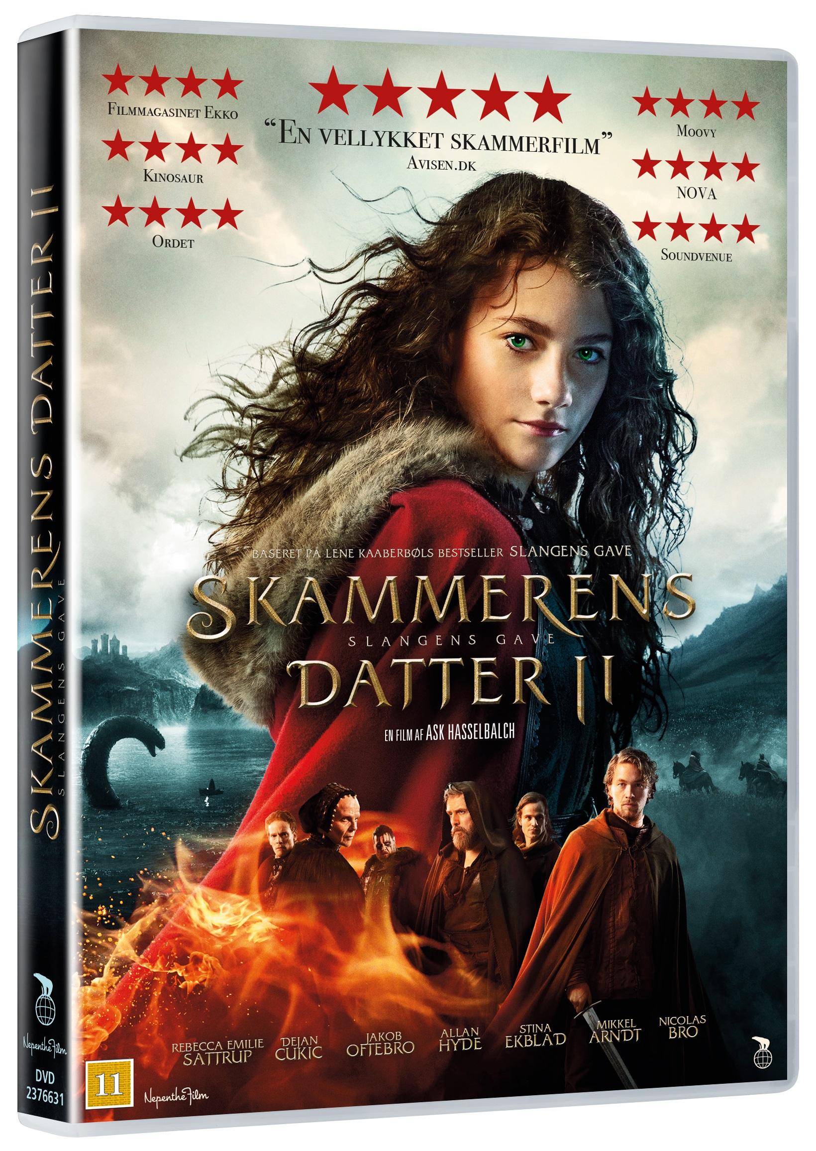 Skammerens Datter II - Slangens Gave -  - Film -  - 5708758723657 - 6/6-2019