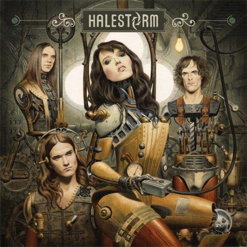 Halestorm - Halestorm - Musik - ATLANTIC - 0075678967658 - 25. marts 2010