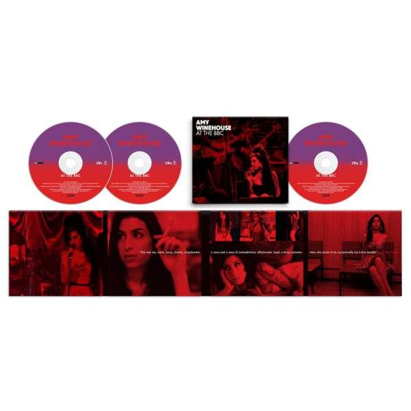 At the BBC - Amy Winehouse - Musik - UNIVERSAL - 0602435415659 - May 7, 2021