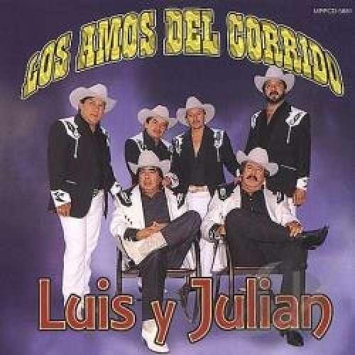Amos Del Corrido - Luis Y Julian - Musik - IMTS - 0753182064659 - November 6, 2015