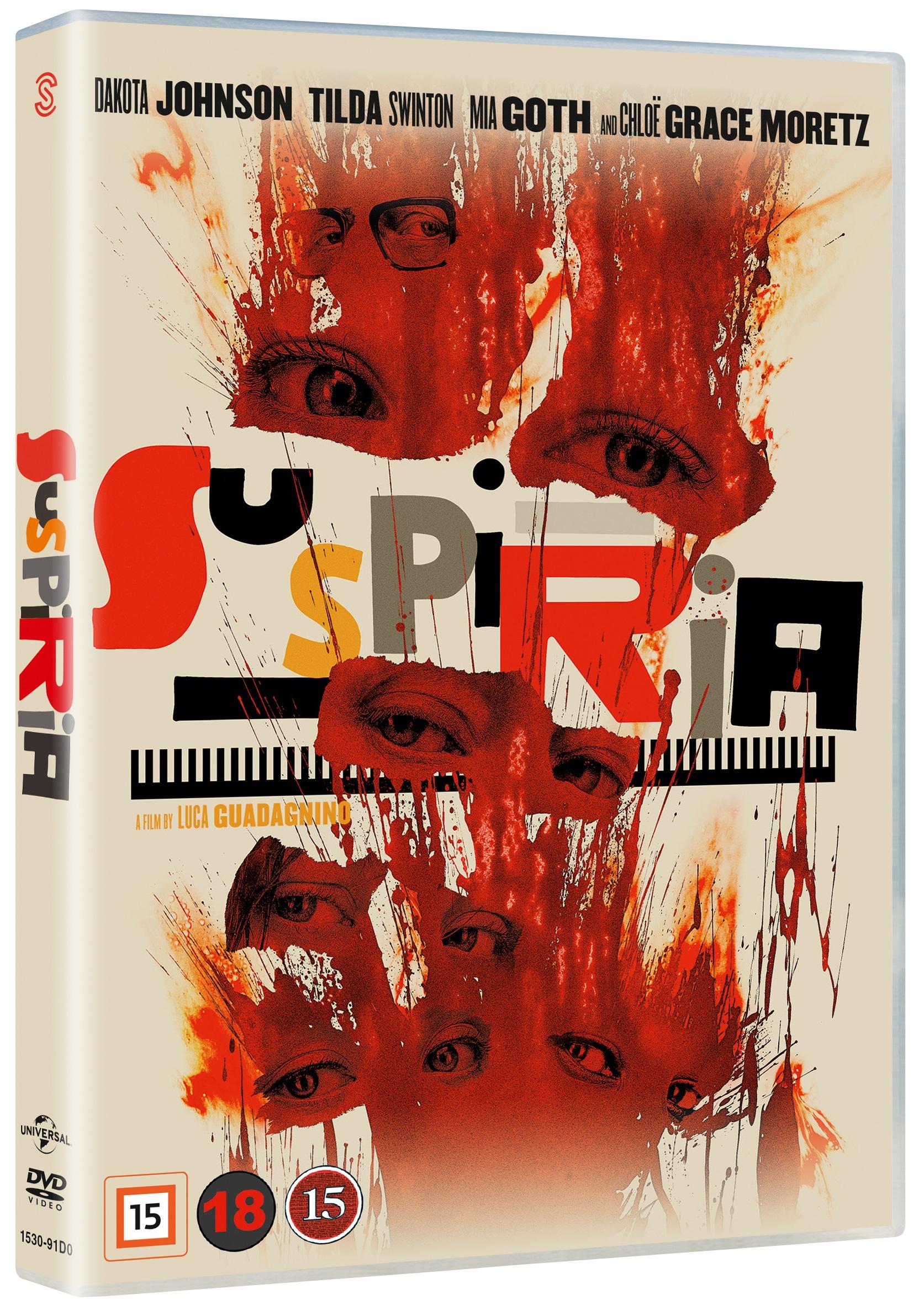 Suspiria -  - Film -  - 5706169001661 - Apr 4, 2019