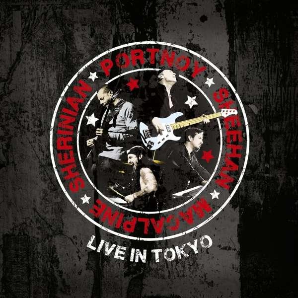 Live in Tokyo - Portnoy / Sheehan / Macalpine / Sherinian - Musik - EARMUSIC CLASSICS - 4029759154662 - 15/1-2021