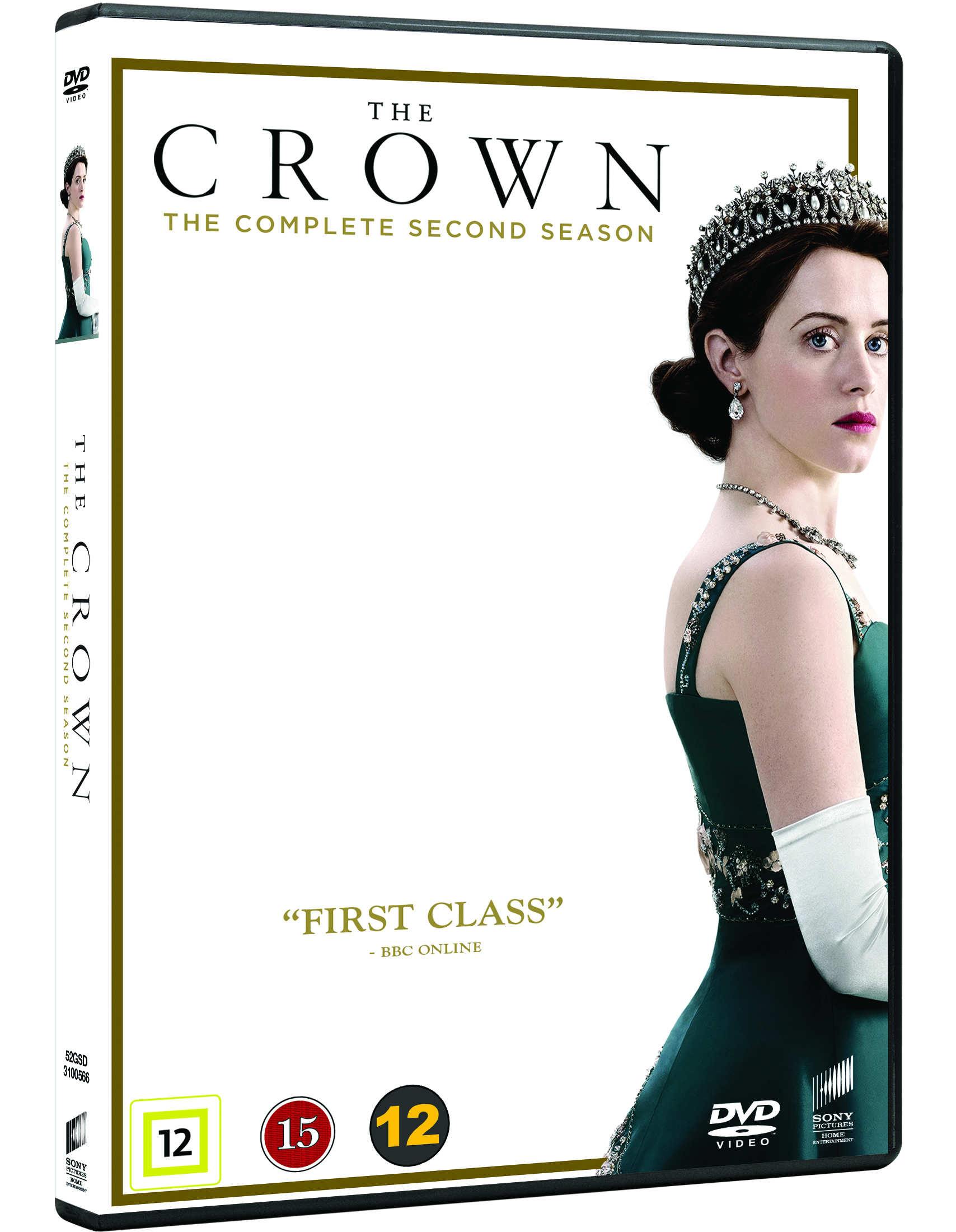 The Crown - Sæson 2 - The Crown - Film -  - 7330031005662 - October 25, 2018