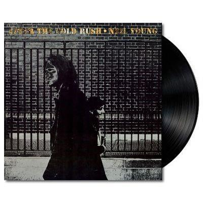 After The Gold Rush (180) - Neil Young - Musik - RHINO - 0093624978664 - May 16, 2011