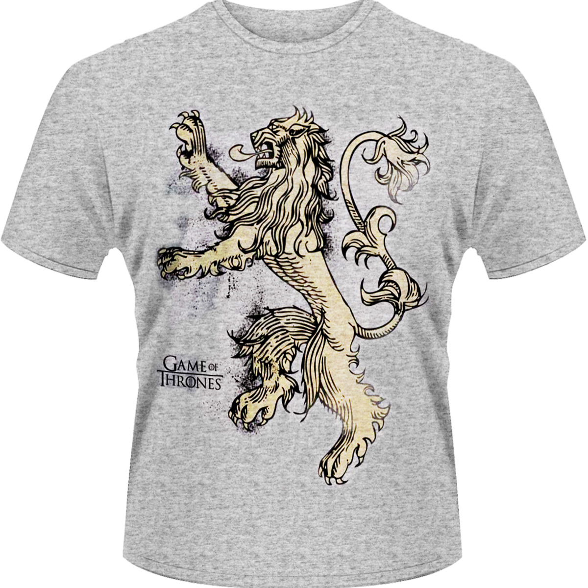 Lion - T-shirt =game of Thrones= - Merchandise - PHDM - 0803341452664 -