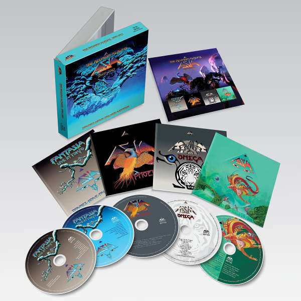 The Reunion Albums 2007-2012 - Asia - Musik - BMG Rights Management LLC - 4050538672664 - June 11, 2021
