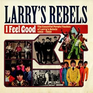 I Feel Good - Larry's Rebels - Musik - RPM RECORDS - 5013929599666 - 16/4-2015