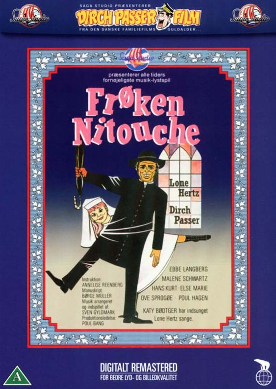 Frøken Nitouche - Frøken Nitouche - Film - hau - 5708758688666 - 2020