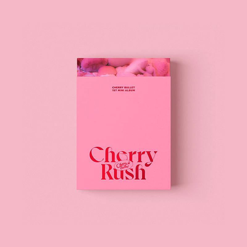 CHERRY RUSH (1ST MINI ALBUM) - CHERRY BULLET - Musik -  - 8804775155666 - 22/1-2021
