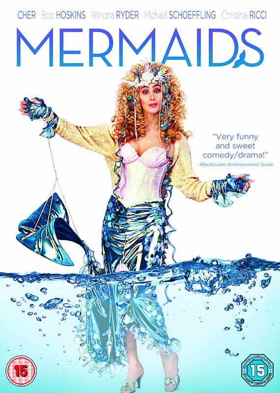 Mermaids - Movie - Film - TWENTIETH CENTURY FOX - 5039036064668 - 21/4-2020