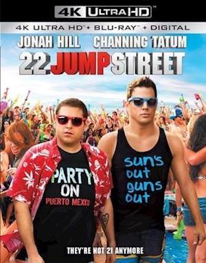 22 Jump Street - 22 Jump Street - Film -  - 0043396569669 - 15/9-2020