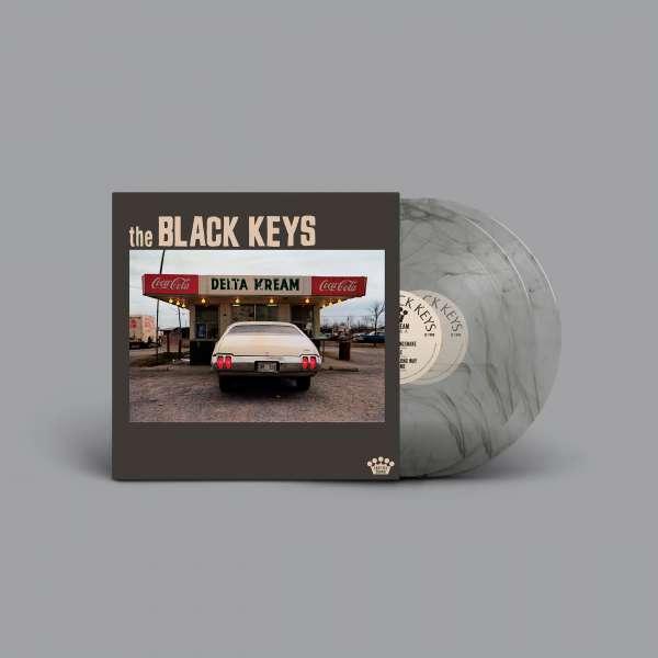 Delta Kream (Coloured Vinyl) - The Black Keys - Musik - Nonesuch - 0075597916669 - May 14, 2021