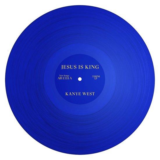 Jesus is King - Kanye West - Musik - DEF JAM - 0602508464669 - 1/5-2020