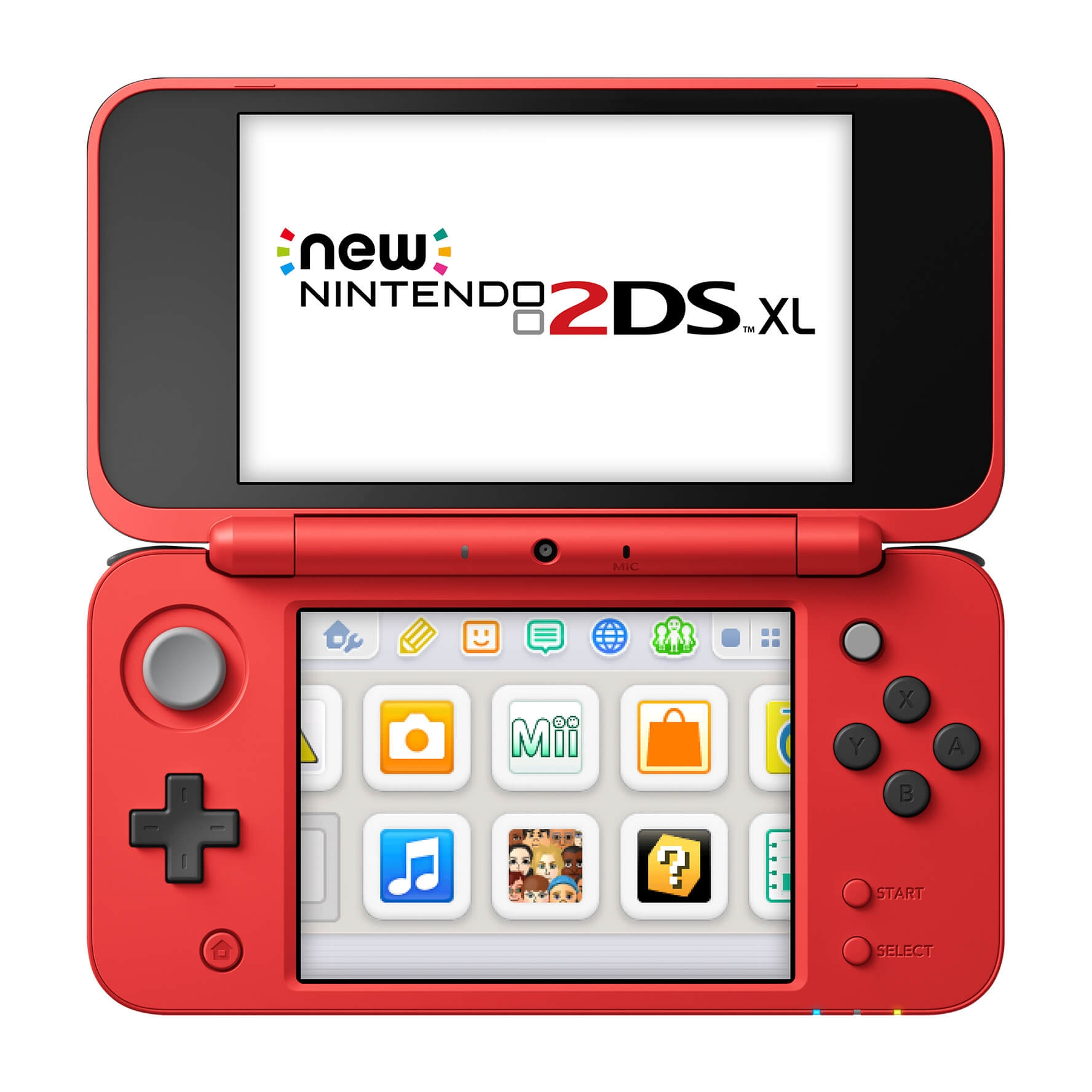 New Nintendo 2DS XL Pokéball.2209666 - 2ds - Bøger -  - 0045496504670 -