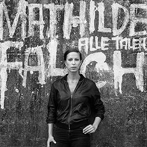 Alle Taler - Mathilde Falch - Musik - JFR - 5707471042670 - December 27, 2017