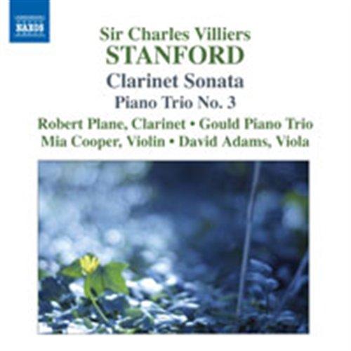 Clarinet Sonatas - C. Stanford - Musik - NAXOS - 0747313041671 - August 16, 2007