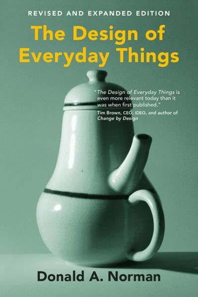 The Design of Everyday Things - The MIT Press - Donald A. Norman - Bøger - MIT Press Ltd - 9780262525671 - 23/12-2013