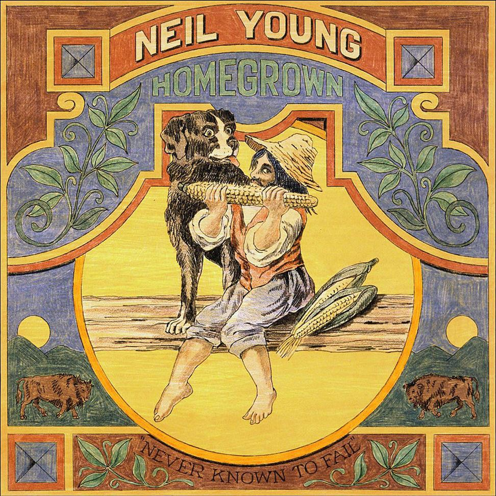 Homegrown - Neil Young - Musik - REPRISE - 0093624898672 - 19/6-2020