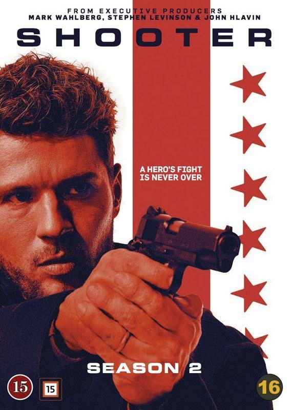 Shooter - Season 2 - Shooter - Film -  - 7340112746674 - 24/1-2019