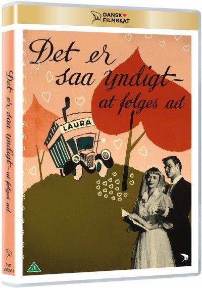 Det Er Så Yndigt At Føles Ad -  - Film - Nordisk Film - 5708758725675 - May 12, 2021