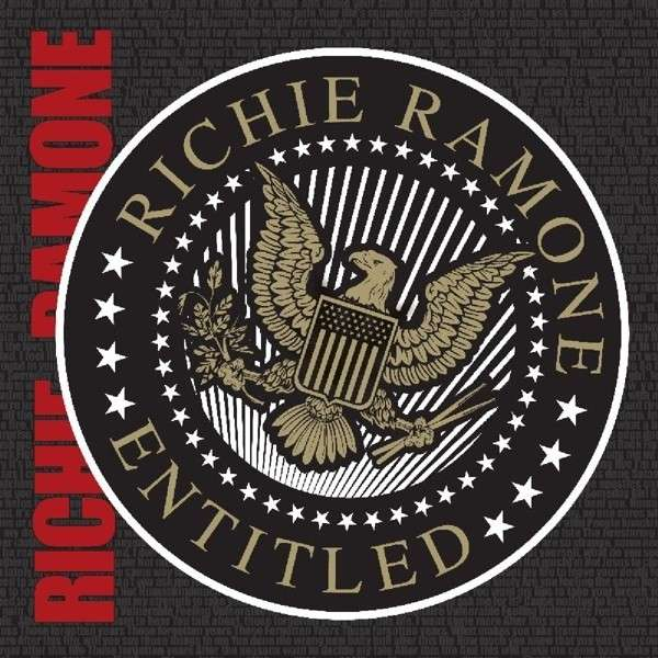 Entitled - Richie Ramone - Musik - DC Jams Records - 0045635783676 - 28/10-2013