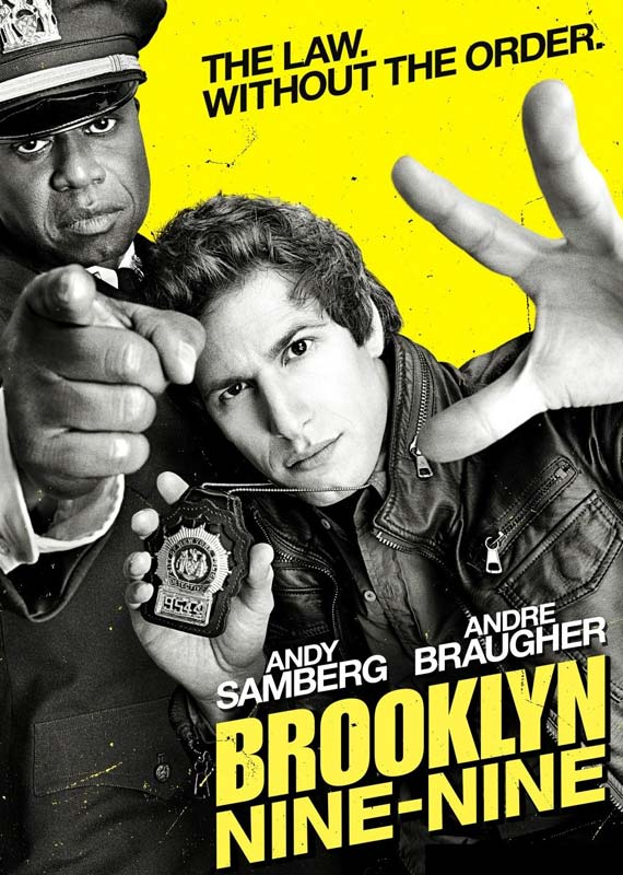 Brooklyn Nine-Nine S1 - Tv Series - Film - UNIVERSAL PICTURES - 5050582977677 - 29. september 2014