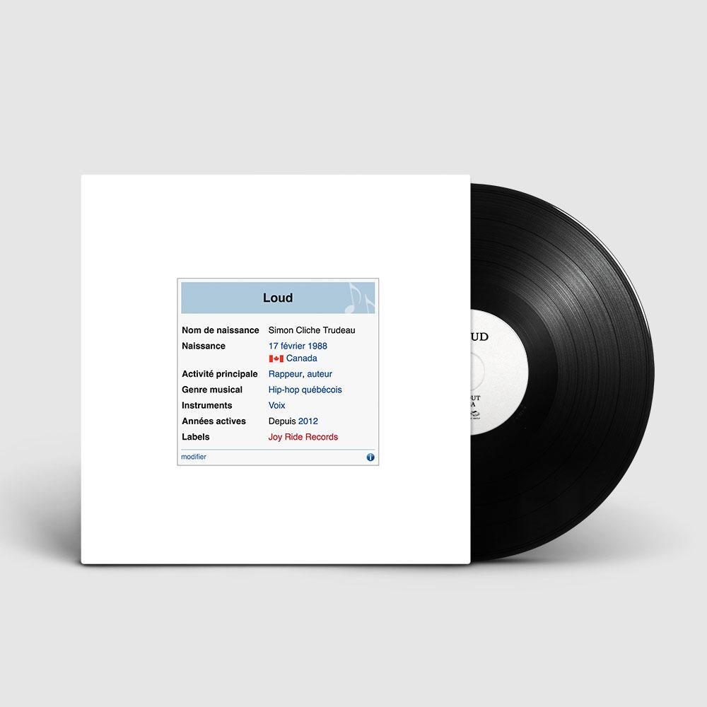 Tout Ca Pour Ca - Loud - Musik - SILENCE D'OR INC - 0044003213678 - 12/7-2019