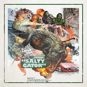 Salty Gator - Swamp Thing / Ollie Teeba - Musik - URBNET - 0753387015678 - March 12, 2021