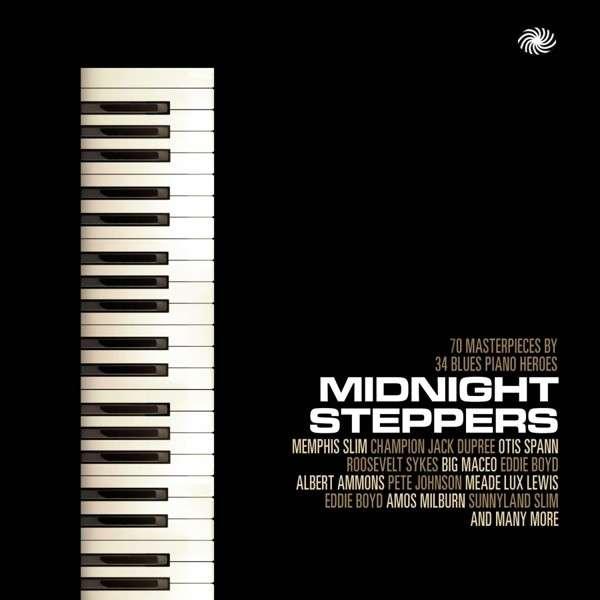 Midnight Steppers - V/A - Musik - FANTASTIC VOYAGE - 5055311001678 - 20. juni 2013