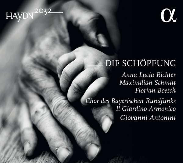 Die Schopfung - J. Haydn - Musik - ALPHA - 3760014195679 - 2/10-2020