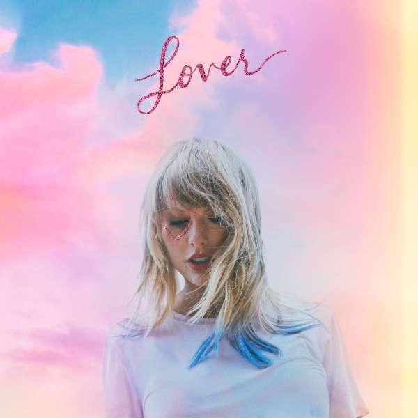 Lover - Taylor Swift - Musik - UNIVERSAL - 0602577928680 - August 23, 2019