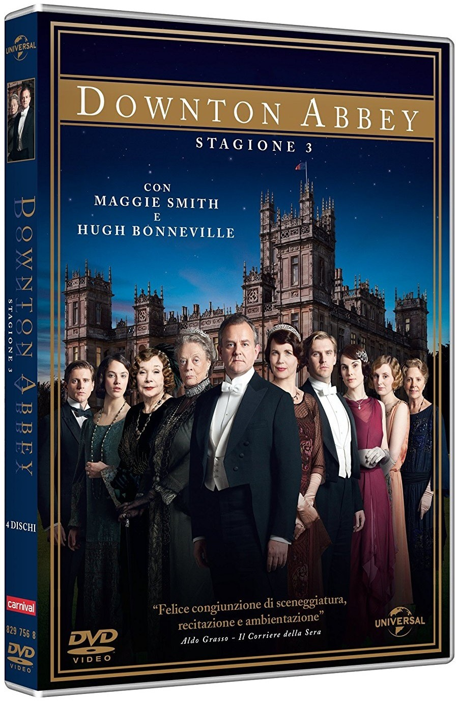 Downton Abbey - Stagione 03 - Movie - Film - Universal Pictures - 5050582975680 -