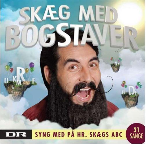 Skæg med bogstaver - Hr. Skæg - Musik - Crunchy Frog - 7332181035681 - 1/11-2010
