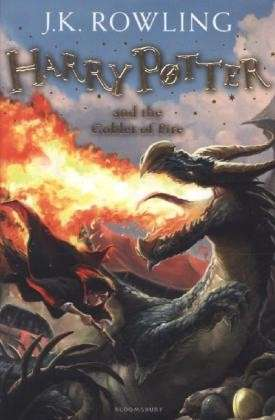 Harry Potter and the Goblet of Fire - J.K. Rowling - Bøger - Bloomsbury Publishing PLC - 9781408855683 - 1/9-2014